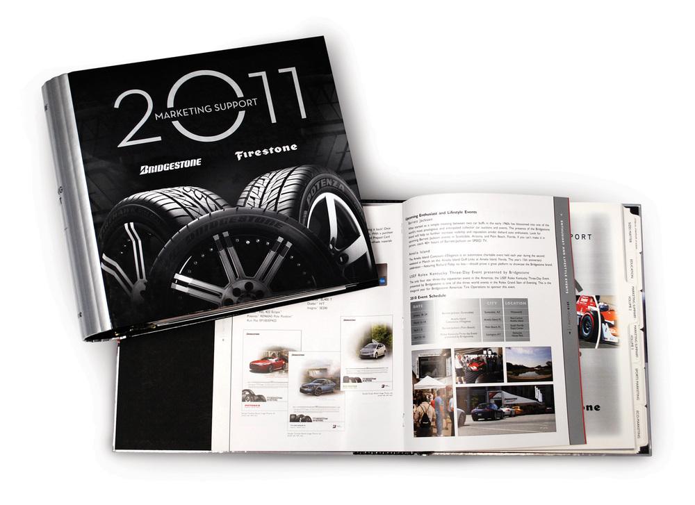 2011 Marketing Support Binder
