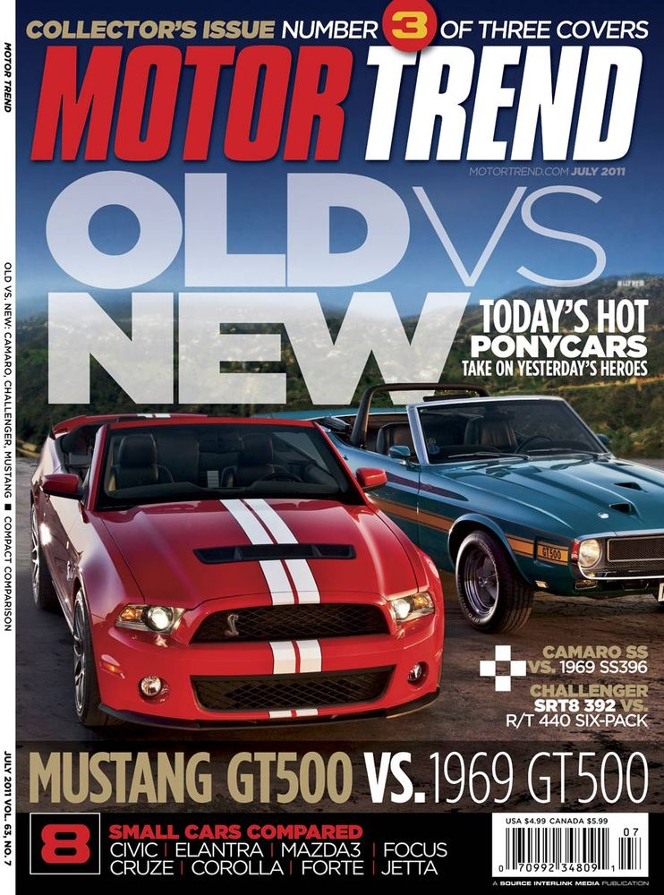 Automotive Photography Evan Klein Motor Trend Cover 2