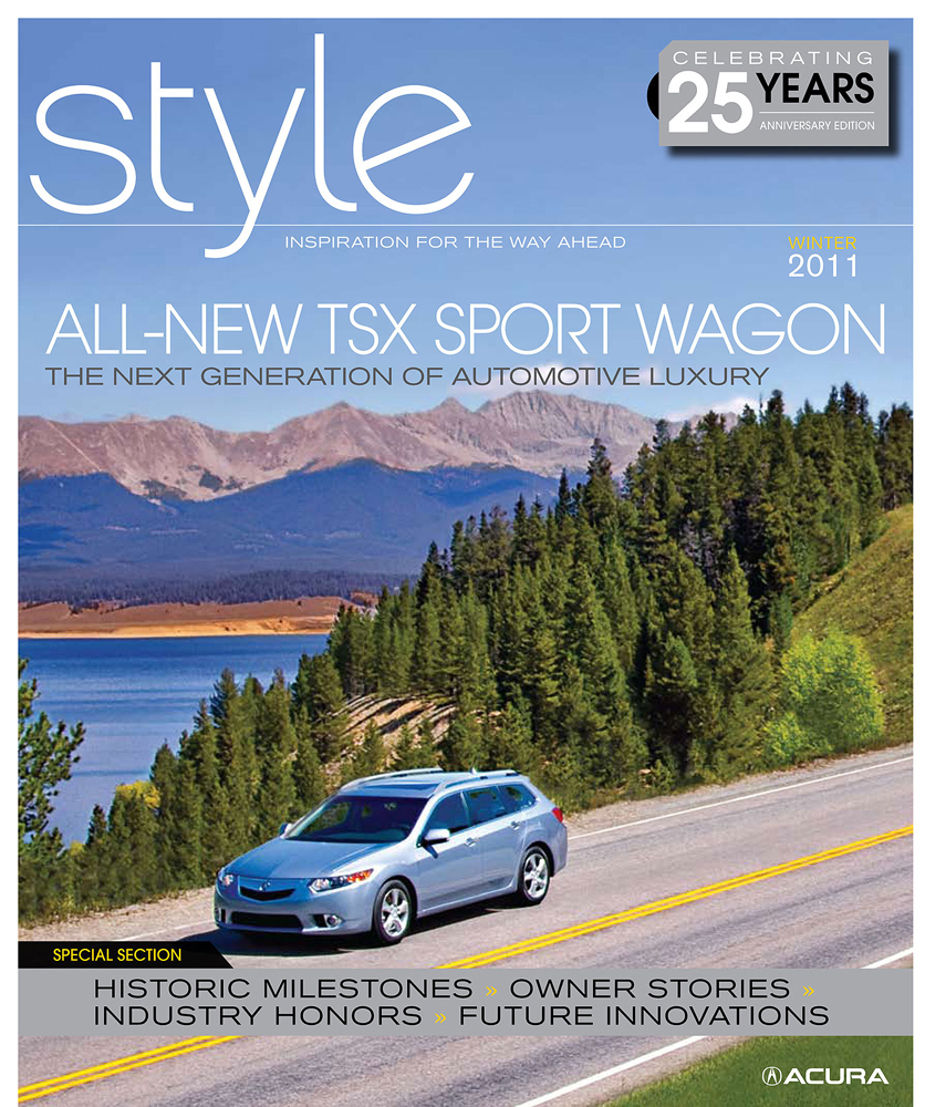 Automotive Photography Evan Klein Acura Style Cover Colorado