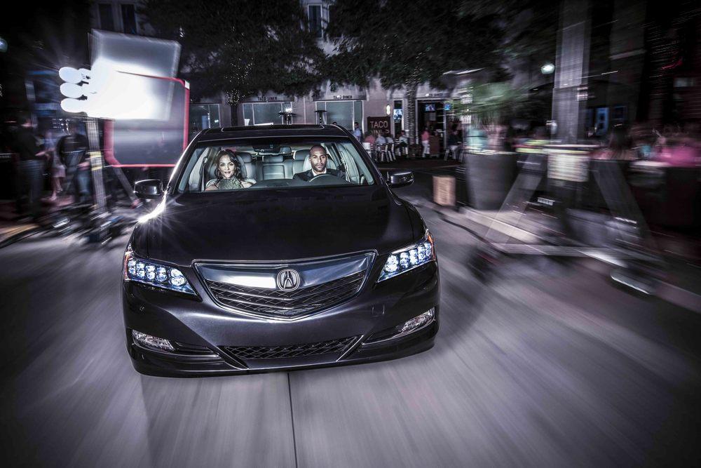 Acura RLX Dallas