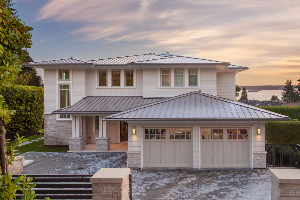 Lower mainland custom home, Housing Exterior Design