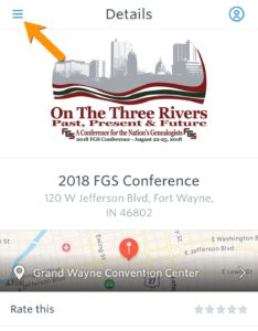 FGS2018 Conference App Is Available - Federation of