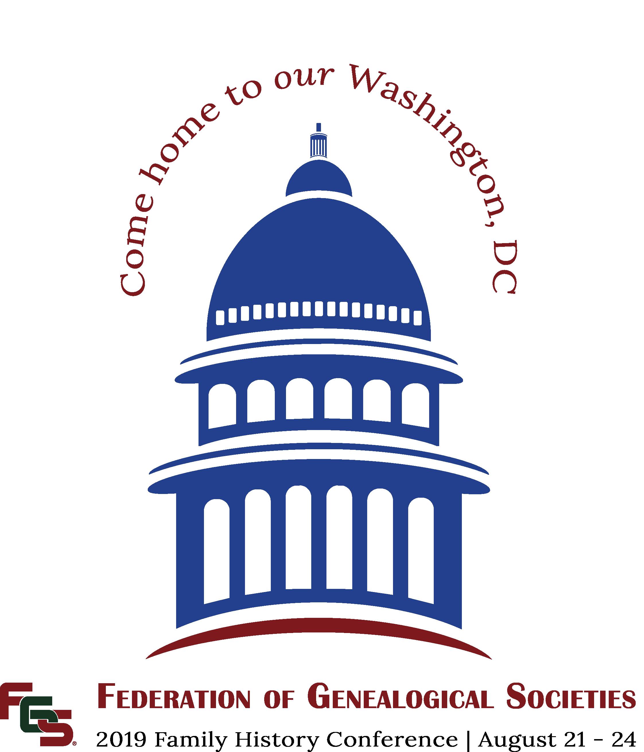 FGS 2019 Conference Logo