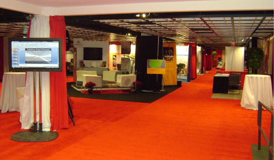 Omni Shoreham Exhibit Hall