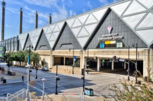 Kansas City Convention Center (photo courtesy of KCCC)
