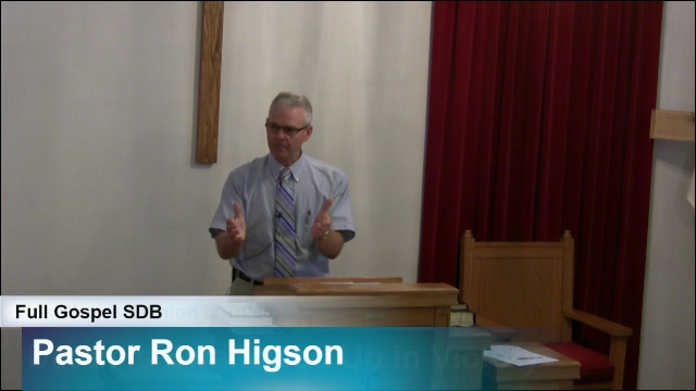 """Sermon – """"Death Is Swallowed Up in Victory"""""""