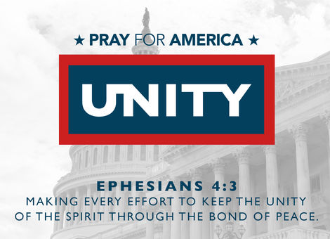 National Day Of Prayer Gathering