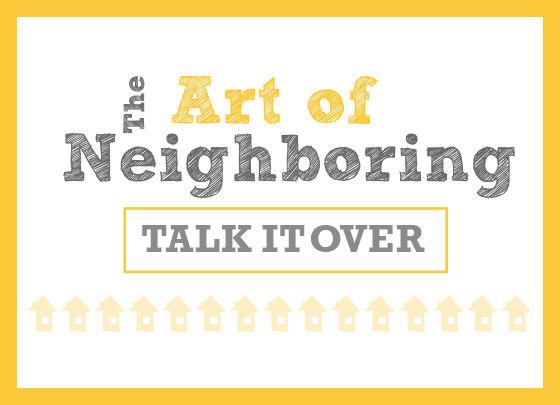 Ballantyne Talk it Over: Art of Neighboring