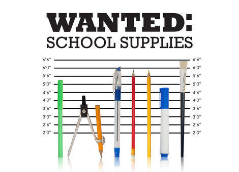 Fort Mill School Supplies Drive