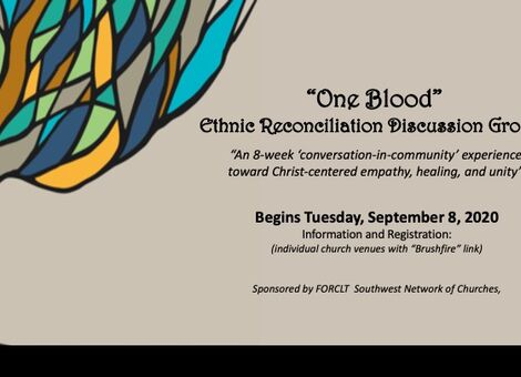 """""""One Blood"""" Reconciliation Discussions"""