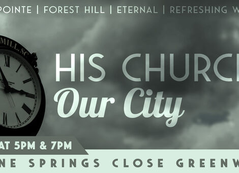 His Church Our City - Fort Mil