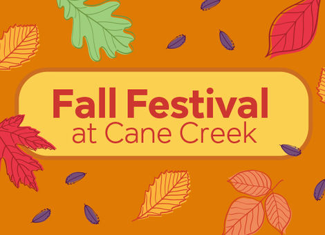 Fall Festival and Worship at Cane Creek