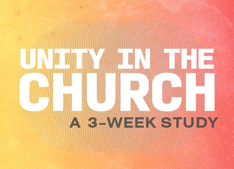 Unity in the Church - Learning Communities