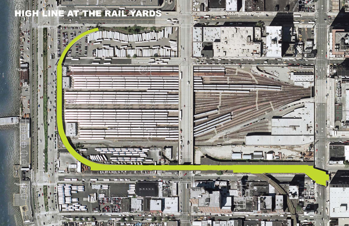 First Designs for the High Line at the Rail Yards | The ...