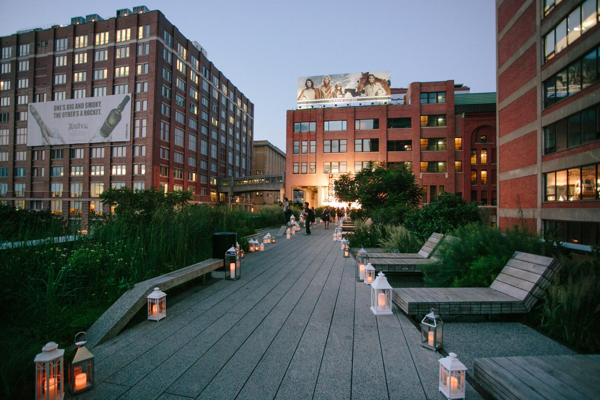Venue Rentals | The High Line