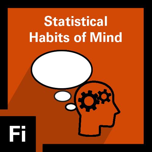 Statistical Habits of Mind Badge