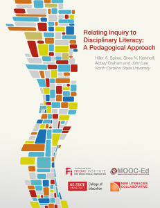 relating inquiry to disciplinary literacy: a pedagogical approach cover page
