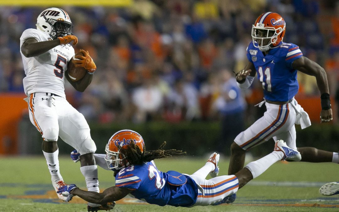 Assessing the UF Defense through Week 2