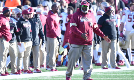 Odell Haggins: Back at the Helm