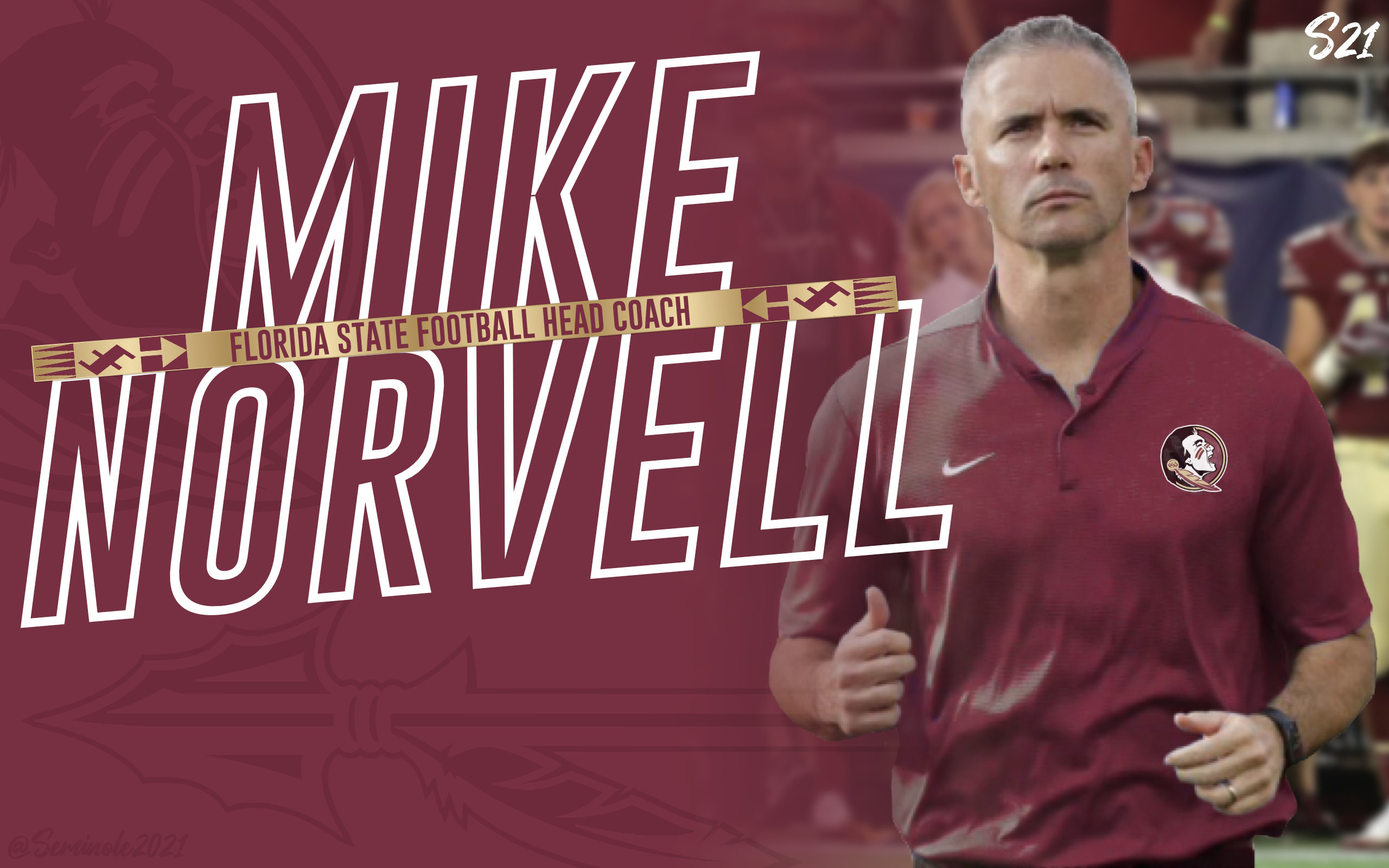 FSU's Norvell Talks with 36 Degrees About Bobby Bowden, Connecting Past to Present