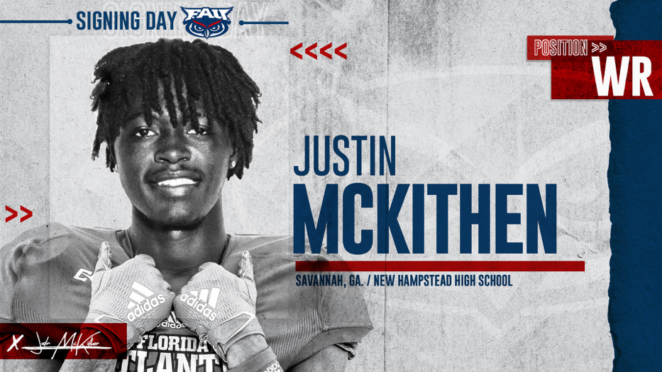 FAU adds 10 new players during Early Signing Period