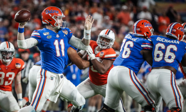 Florida Gators 2020 QB Outlook