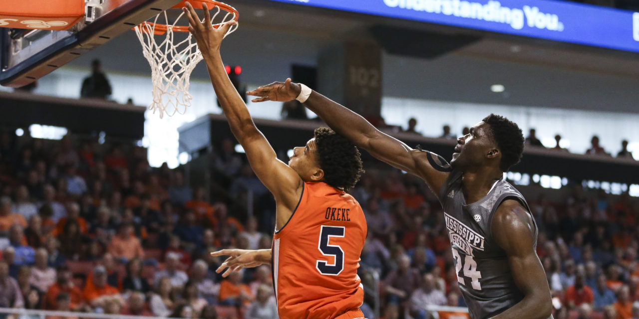 Auburn Scouting Report: Mississippi State Basketball