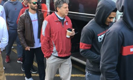 BREAKING: Mike Leach Hired at Mississippi State
