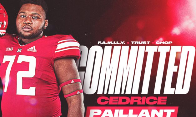 Rutgers Football Welcomes You: Cedrice Paillant