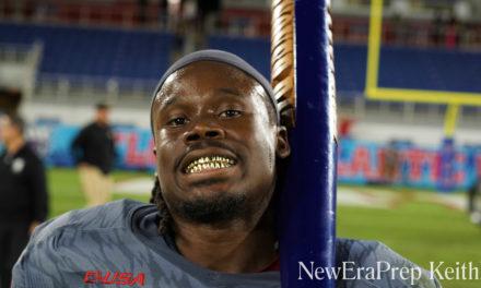 2020 NFL Draft Interview: FAU WR DeAngelo Antoine