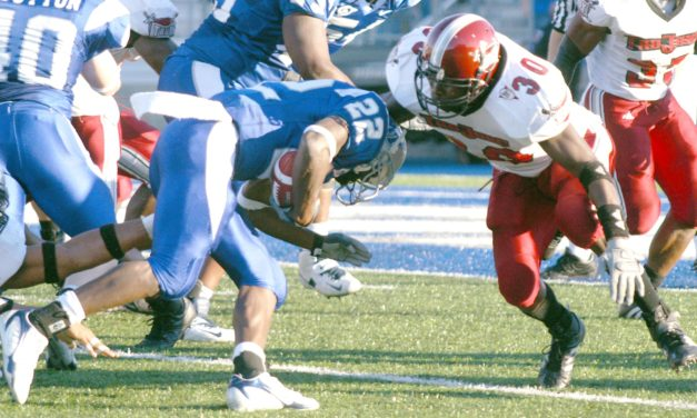 Defunct Rivalries: Troy vs Middle Tennessee State
