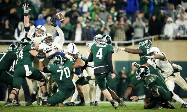 Mark Dantonio's Best Wins at Michigan State: Part I