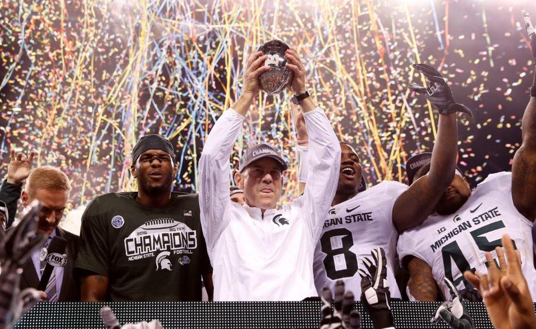 Mark Dantonio's Best Wins at Michigan State: Part II