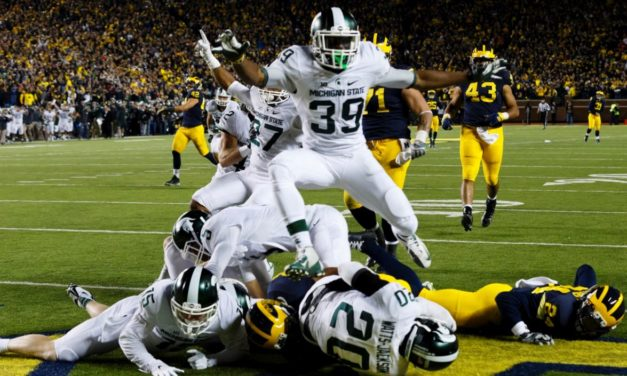 Mark Dantonio's Best Wins at Michigan State: Part III
