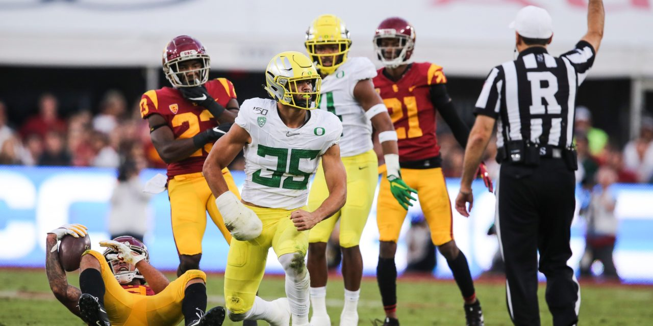 """""""Pac""""king it in: What if Oregon and USC Left?"""