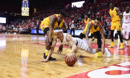 Rutgers Takes Down Slumping Maryland 78-67