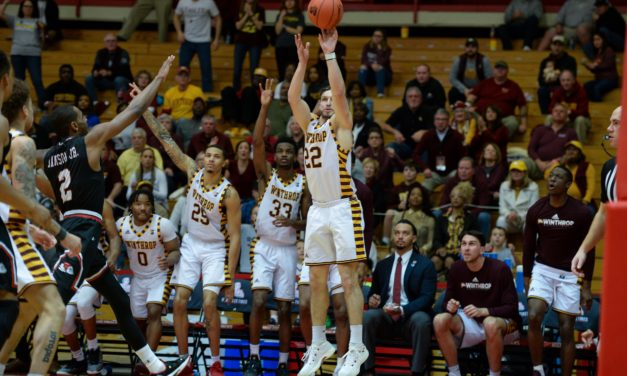 Tickets Punched: Big Second Halves Propel Winthrop, Bradley to the Big Dance