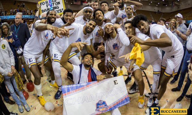 Tickets Punched: East Tennessee State Cruises to SoCon Title