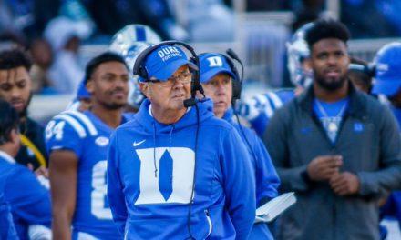 Cutcliffe – the Face of Duke Football