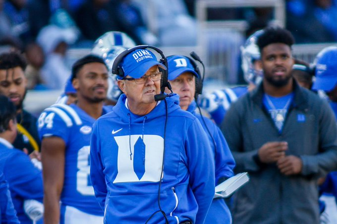 Cutcliffe – the Face of Duke Football