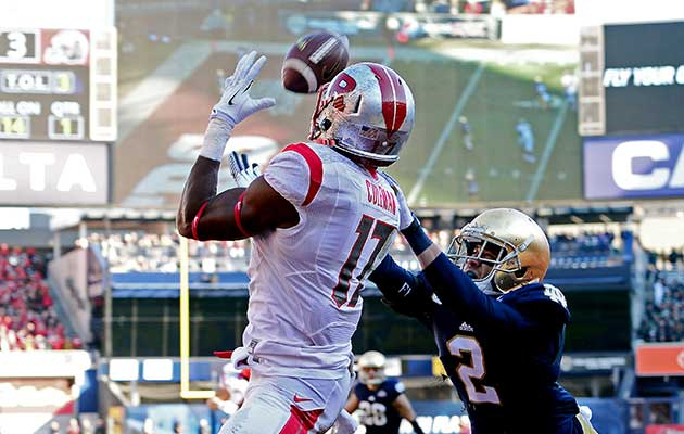 """Rutgers Football's Top 5 """"What If"""" Games"""