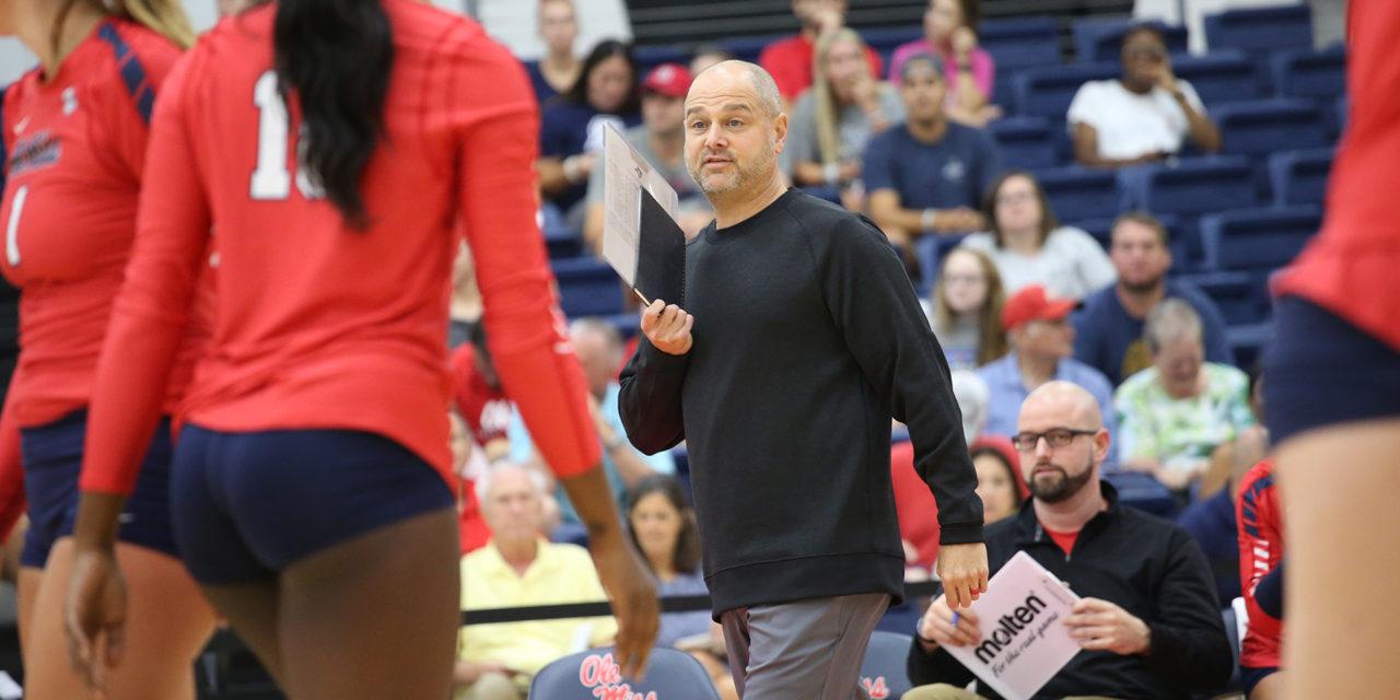 Interview: Missouri State Bears Volleyball Head Coach Steven McRoberts