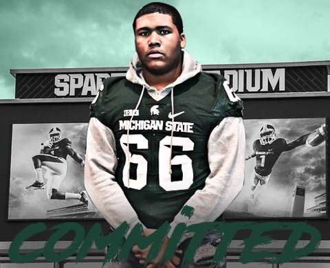Relationships Reason for Harmon's Spartan Commitment
