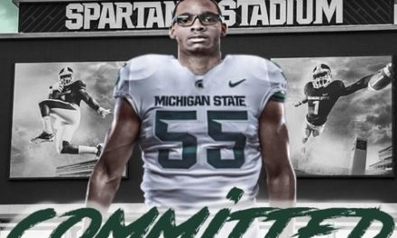 Coach Burton Factor in Watson's MSU Commitment