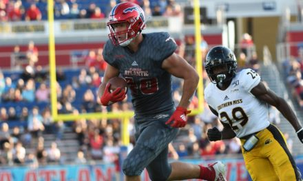 2020 NFL Draft: FAU TE Bryant a Brown