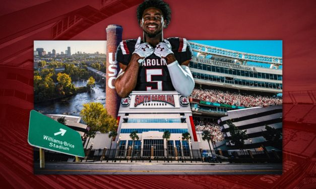 Bryce Steele Committed to South Carolina