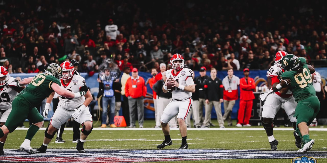 Letter: Thank You, Jake Fromm