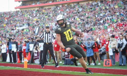 NFL Draft: Justin Herbert Moves Down the Coast