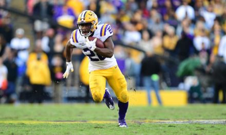 NFL Draft: LSU RB Clyde Edwards-Helaire a Chief