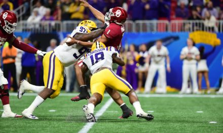 NFL Draft: LSU EDGE K'Lavon Chaisson Drafted by Jacksonville Jaguars